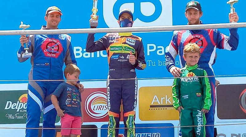 Drouet gana III Válida de Provincial de Karting y Taleb se lleva 1ra Copa