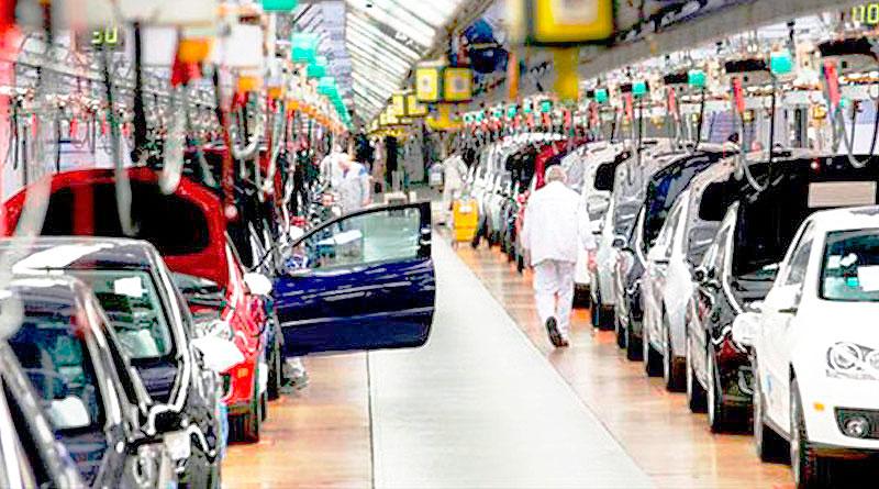 Las ventas de vehículos a agosto de 2021 según cifras de la AEADE