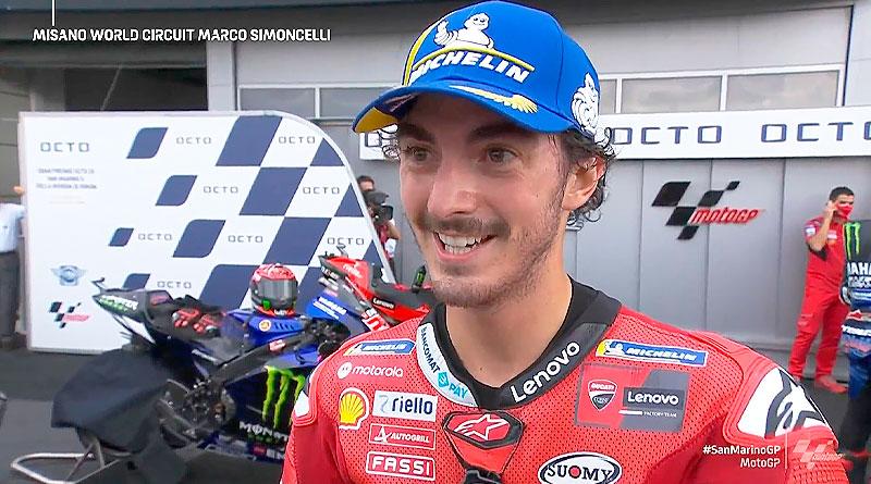 Bagnaia gana de nuevo, confirma su clase y lucha por el trono de MotoGP