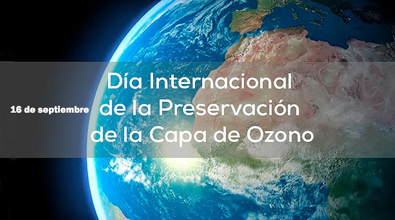 Hoy es el 'Día Internacional de la Preservación de la Capa de Ozono'