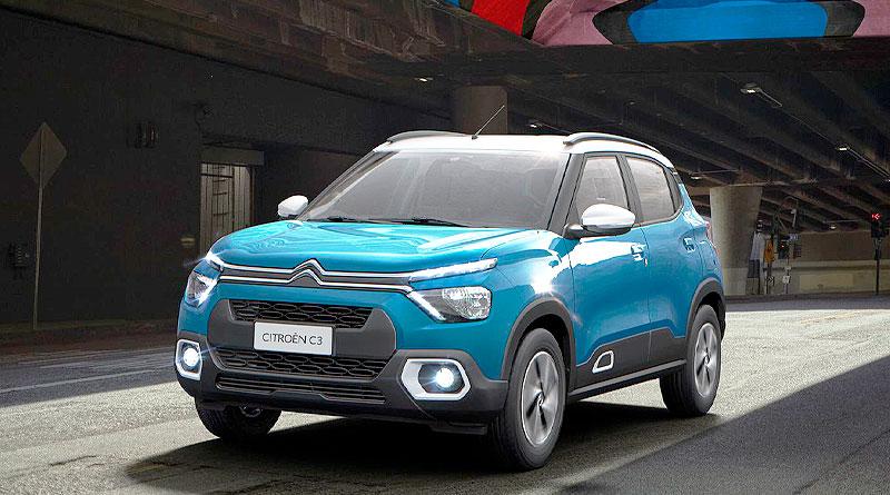 Citroën devela el Nuevo C3, desarrollado en Sudamérica