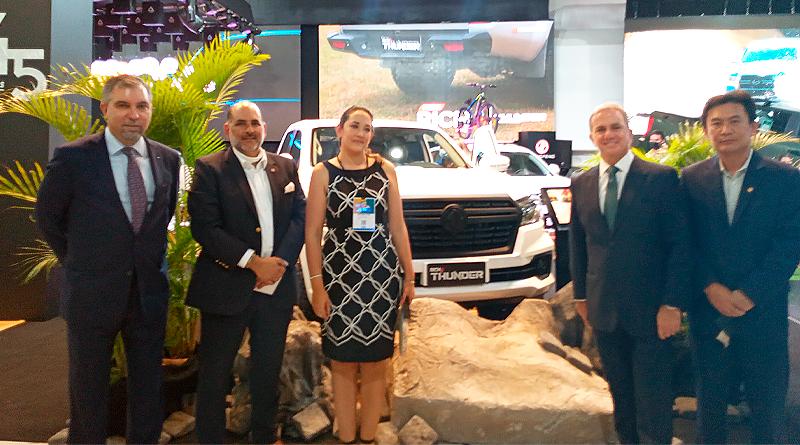 Autoshow 2021 muestra preferencia creciente por vehículos chinos