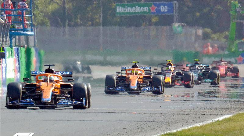 Daniel Ricciardo le da el triunfo a McLaren luego de 170 GPs
