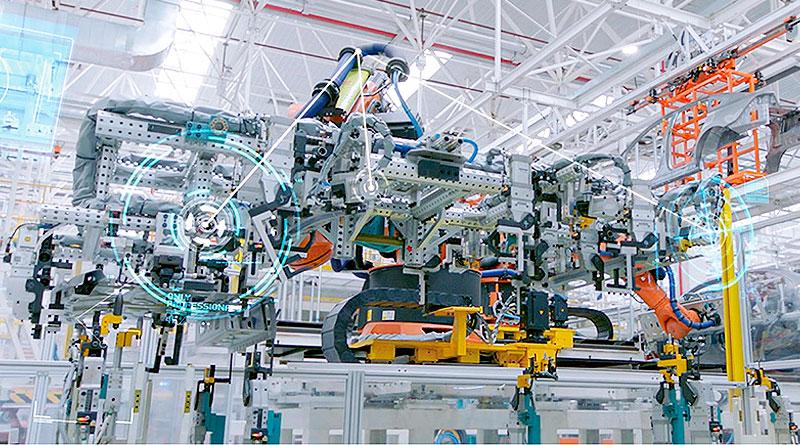GAC Motor y Huawei desarrollarán un SUV eléctrico 100% autónomo