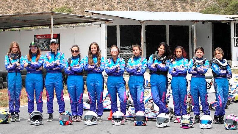 IAME X30 Series: Santamaría ganó y Michelet volvió con podio