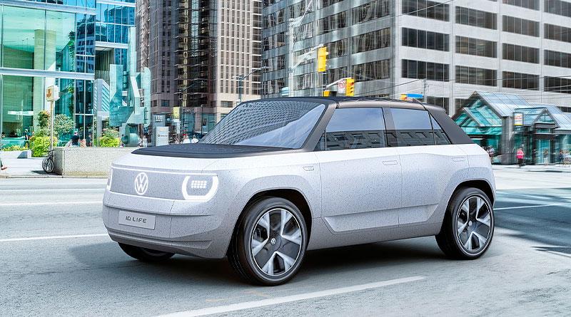 Presentación mundial del pequeño ID. LIFE de Volkswagen