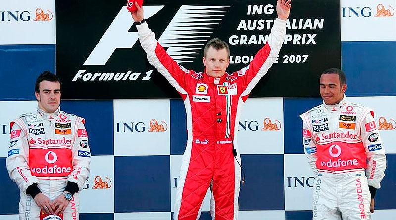 Kimi Räikkönen anuncia su retiro de la Fórmula 1 a finales de 2021