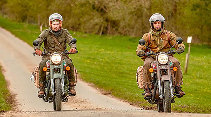 Las motos son una alternativa de movilidad segura en pandemia