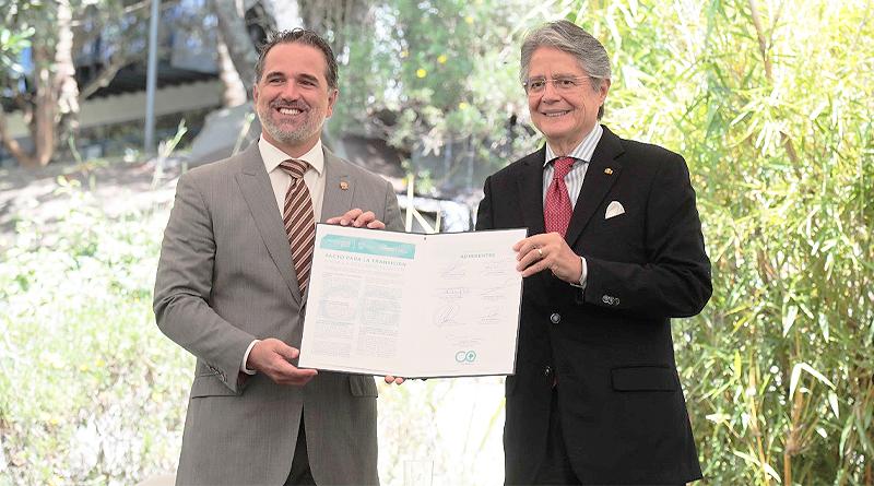 La transición ecológica es un hecho en el 'Ecuador del Encuentro'