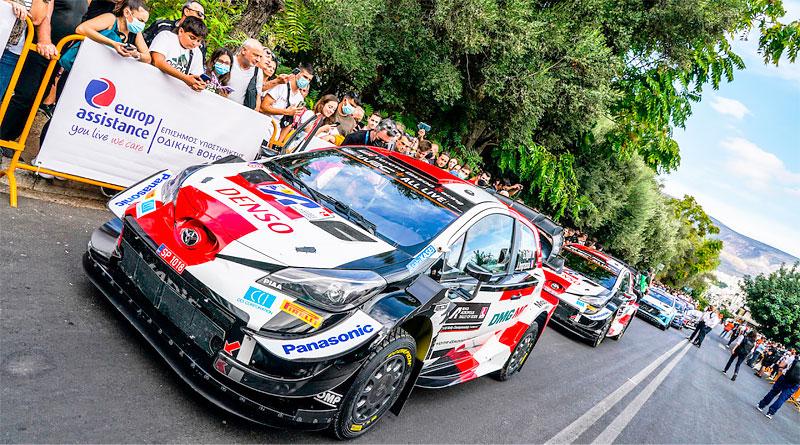 El finlandés Kalle Rovamperä logra su 2da victoria en el WRC