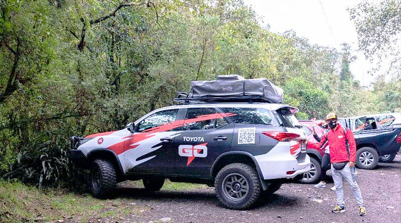 'Comunidad Toyota Go' fomenta el turismo de aventura en Ecuador