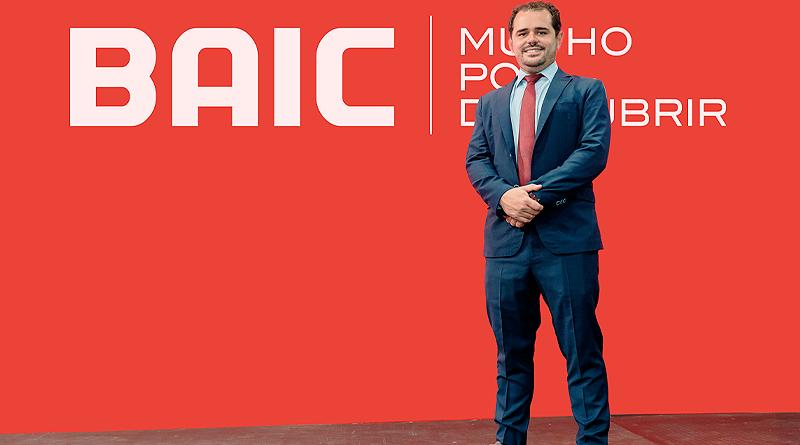 Xavier Borja, gerente general de BAIC Ecuador, habla sobre la marca