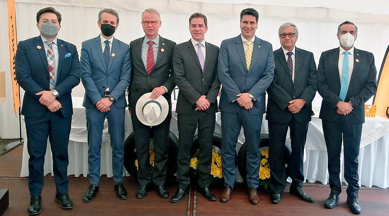 Ecuador se sumó a celebraciones por 150 años de Continental