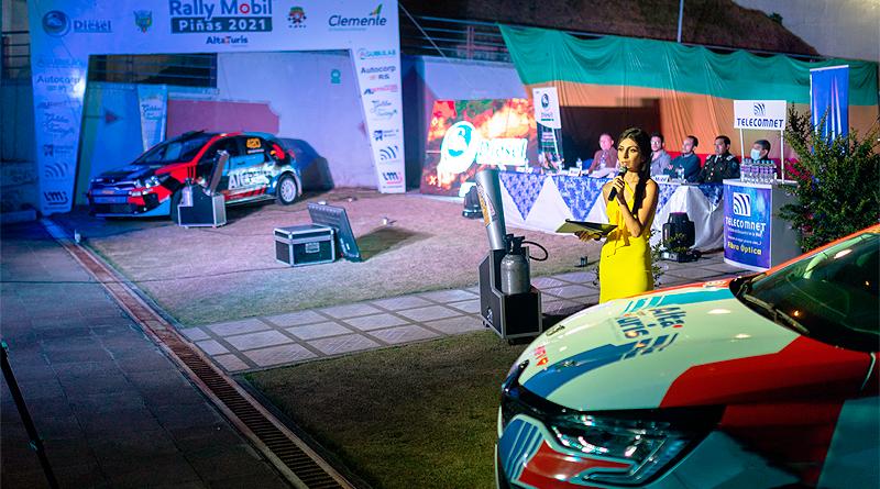 El CAPI y AltaTuris lanzan oficialmente el 'Rally Mobil Piñas 2021'