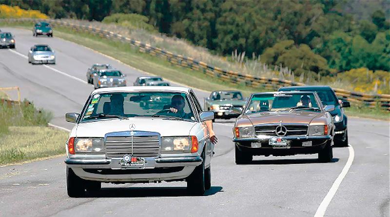 Mercedes-Benz quiere imponer un Récord Guinness en Ecuador
