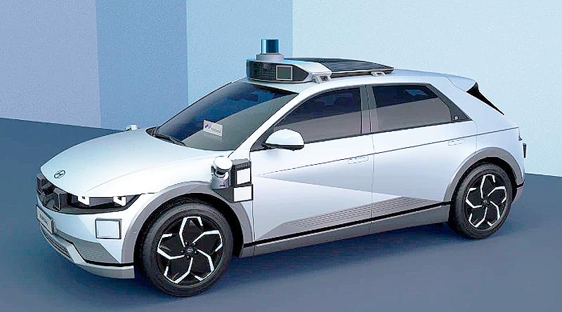 Motional transforma un Hyundai Ioniq 5 en 'Robotaxi' autónomo