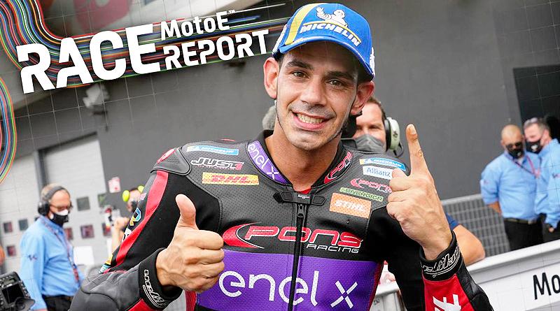 Motociclismo Eléctrico: Copa del Mundo FIM Enel MotoE™ 2021