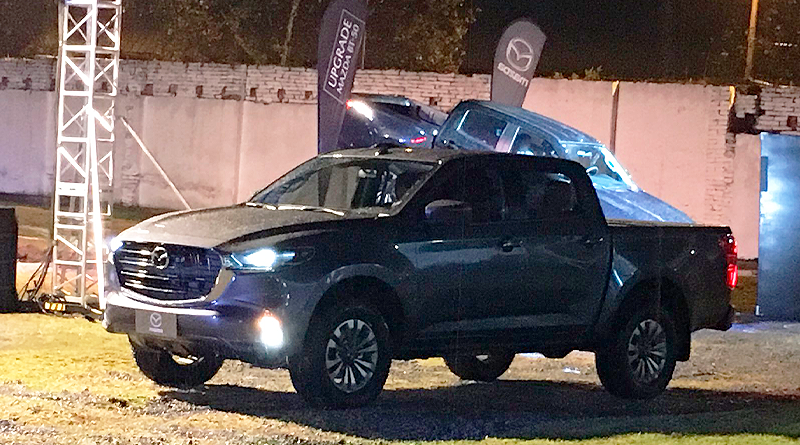 'All New Mazda BT-50': Lanzamiento oficial para Ecuador