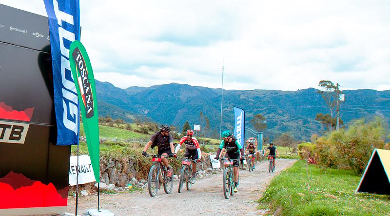 Carrera de Ciclismo 'Gran Fondo MTB' culminó con éxito