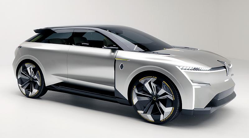 Renault Morphoz Concept recibe un premio Creativ'Experience