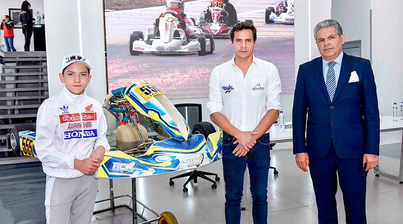 Cinco pilotos ecuatorianos van a la 'Rok Cup Superfinal 2021' en Italia