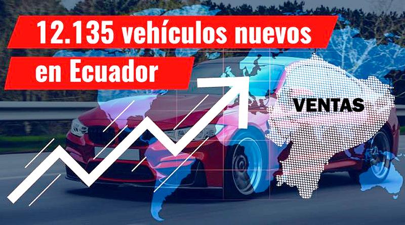 Las ventas de vehículos en Ecuador a septiembre de 2021